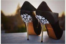 Shoe Bling / Creative DIY