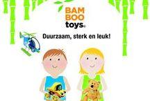 Bamboe / Houten speelgoed is duurzaam, het gaat veel langer mee dan de plastiek variant, bovendien is het ecologischer, beter voor het milieu, ons assortiment van Bamboe is daar een mooi voorbeeld van, de groeicyclus van Bamboe is slecht 2 à 3 jaar een daarmee één van de meest ecologische producten ter wereld.