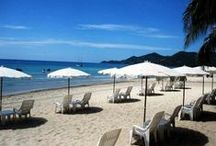 CHAWENG BEACH / Chaweng Beach is often rated among the best in the world. Now you can see why.More info about Chaweng , Koh Samui and Thailand here;  http://www.islandinfokohsamui.com/ / by Island Info Samui