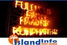 Full Moon Party - Getting There / How to get to the Full Full Moon Party in Koh Phangan / by Island Info Samui