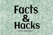 FACTS & HACKS! / ALL KINDS OF FACTS AND LIFE HACKS.. COMMENT TO JOIN ❤  INVITE YOUR FRIENDS ❤