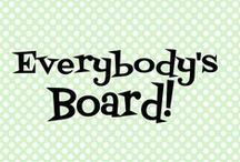EVERYBODY'S BOARD! / PIN YOUR FAVOURITE PINS! ANYTHING GOES! KEEP IT KIND ❤ NO CHAINMAIL / RELIGION / POLITICS / (ANIMAL) ABUSE / ADVERTISING / NUDITY! COMMENT TO JOIN ❤