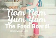 NOM NOM❤YUM YUM / ALL THINGS FOOD!! PIN YOUR FAVOURITE RECIPES! COMMENT TO JOIN ❤  INVITE YOUR FRIENDS ❤