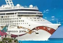 Cruise Lines Around the Globe / by Bernie Galang