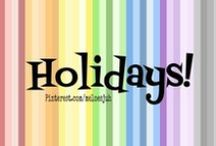 HOLIDAYS★ / ALL HOLIDAYS! *CHRISTMAS*NEW YEAR'S*HALLOWEEN*VALENTINE'S DAY*EASTER*BIRTHDAY*MOTHERS & FATHERS DAY* AND ANY OTHER HOLIDAY YOU CAN THINK OF ❤ COMMENT TO JOIN ❤