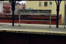 Harlem / Harlem architecture, photography, real estate