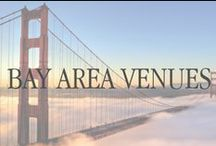 Venues in the Bay Area / If you're planning your Big Day in the San Francisco Bay Area, here are a few places to look!