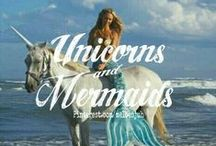 UNICORNS & MERMAIDS! / UNICORNS & MERMAIDS! COMMENT TO JOIN ❤ INVITE YOUR FRIENDS ❤