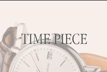 Keeping Time / You'll never be late with one of these classic watches!