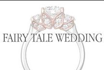 Fairy Tale Wedding / Once Upon a Time there was a princess, who found her true love...