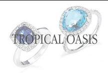 Tropical Oasis Wedding