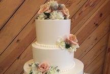 Tizzerts Wedding Cakes!