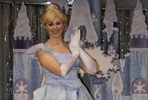 Glass Slipper Themed Party