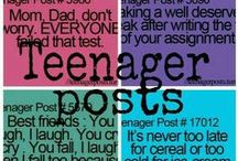 TEENAGERPOSTS! / TEENAGERPOSTS ONLY! OFF TOPIC PINS WILL BE REMOVED. COMMENT TO JOIN ❤ INVITE YOUR FRIENDS ❤