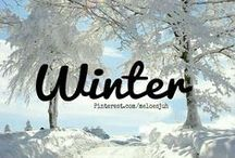 WINTER! / ALL THINGS WINTER!  COMMENT TO JOIN ❤ INVITE YOUR FRIENDS ❤