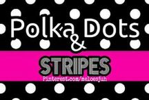 POLKA DOTS & STRIPES! / **NEW BOARD** ALL THINGS POLKA DOTS AND/OR STRIPES! COMMENT TO JOIN ❤ INVITE YOUR FRIENDS ❤