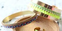 DIY : BIJOUX / Inspirations et création DIY Bijoux