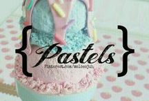 {PASTELS} / PASTEL COLOURS! COMMENT TO JOIN ❤ INVITE YOUR FRIENDS ❤