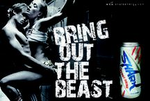 SHARK Energy Posters / BRING OUT THE BEAST