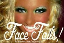 FACE FAILS! / **NEW BOARD** FACE FAILS! MAKE-UP, EYEBROW, PLASTIC SURGERY FAILS ETC.. COMMENT TO JOIN ❤ INVITE YOUR FRIENDS ❤