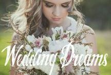 WEDDING DREAMS❤ / WEDDING DREAMS. ALL THINGS WEDDING! COMMENT TO JOIN ❤ INVITE YOUR FRIENDS ❤  / by Marlous ❤