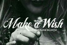MAKE A WISH!⭐ / **NEW BOARD** MAKE A WISH ⭐ COMMENT TO JOIN ❤ INVITE YOUR FRIENDS ❤