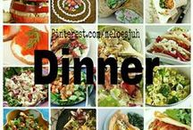 DINNER / DINNER! COMMENT TO JOIN ❤ INVITE YOUR FRIENDS ❤
