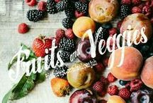 FRUITS & VEGGIES! / **NEW BOARD** FRUIT & VEGATABLES. COMMENT TO JOIN ❤ INVITE YOUR FRIENDS ❤  / by Marlous ❤
