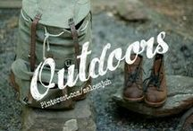 OUTDOORS! / **NEW BOARD** ALL THINGS OUTDOORS! COMMENT TO JOIN ❤ INVITE YOUR FRIENDS ❤