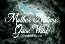MOTHER NATURE GONE WILD! / **NEW BOARD** WILD WEATHER! STORMS•TORNADO'S•THUNDER ETC. COMMENT TO JOIN ❤ INVITE YOUR FRIENDS ❤  / by Marlous ❤