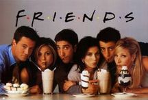 F•R•I•E•N•D•S / **NEW BOARD** ALL ABOUT THE TV SHOW FRIENDS! COMMENT TO JOIN ❤ INVITE YOUR FRIENDS ❤