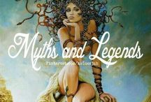 MYTHS & LEGENDS / **NEW BOARD** MYTHS AND LEGENDS. COMMENT TO JOIN ❤ INVITE YOUR FRIENDS ❤