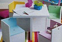 DIY Children's Chair - Kursi Anak