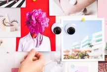 INSPIRATION BOARDS / Tableaux d'inspirations