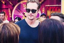 Sassgård  / Photos of Alexander Skarsgård