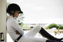 Equestrian world