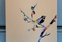 Put a bird on it / DIY bird crafts!