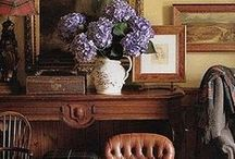 Decor ideas / Home sweet home -decoration