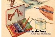llapisos de colors / by Anna Soler Auledas