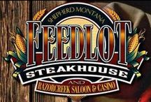 Eat Here / Lots of great breweries, cafes, casual dining, fast food, fine dining and international cuisine for you to choose from in Billings.  / by Billings-Montana's Trailhead
