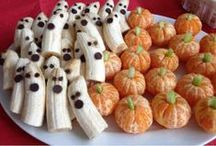 Halloween / Ghosts and witches and pumpkins - oh my!  Fun Halloween ideas for your afterschool program