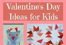 Valentines Day / Ideas for showing the love - in your afterschool program!