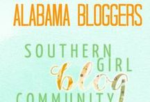 """::Alabama:: Southern Girls Blog / A collaborative board of Southern Girl Blog Community's ALABAMA bloggers. CONTRIBUTOR RULES: (1) To join the board, email southerngirlsblog@gmail.com with """"SGBC GROUP board"""" in the subject line (2) No repinning the same content (3) ONLY 3 pins daily (4) NO GIVEAWAYS OR PROMOTIONAL POST  ::PLEASE ONLY PIN YOUR ORIGINAL CONTENT:: SGBC reserves the right to delete any post that break the above guidelines without notice. Thanks for being a part of the SGBC Community!"""