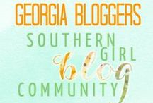 """:: Georgia:: Southern Girls Blog / A collaborative board of Southern Girl Blog Community's GEORGIA bloggers. CONTRIBUTOR RULES: (1) To join the board, email southerngirlsblog@gmail.com with """"SGBC GROUP board"""" in the subject line (2) No repinning the same content (3) ONLY 3 pins daily (4) NO GIVEAWAYS OR PROMOTIONAL POST ::PLEASE ONLY PIN YOUR ORIGINAL CONTENT:: SGBC reserves the right to delete any post that break the above guidelines without notice. Thanks for being a part of the SGBC Community!"""