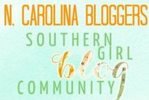 "::North Carolina:: Southern Girls Blog / A collaborative board of Southern Girl Blog Community's NORTH CAROLINA bloggers. CONTRIBUTOR RULES: (1) To join the board, email southerngirlsblog@gmail.com with ""SGBC GROUP board"" in the subject line (2) No repinning the same content (3) ONLY 3 pins daily (4) NO GIVEAWAYS OR PROMOTIONAL POST ::PLEASE ONLY PIN YOUR ORIGINAL CONTENT:: SGBC reserves the right to delete any post that break the above guidelines without notice. Thanks for being a part of the SGBC Community!  / by Southern Girl Blog Community"