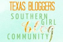 """::Texas:: Southern Girls Blog / A collaborative board of Southern Girl Blog Community's TEXAS bloggers. CONTRIBUTOR RULES: (1) To join the board, email southerngirlsblog@gmail.com with """"SGBC GROUP board"""" in the subject line (2) No repinning the same content (3) ONLY 3 pins daily (4) NO GIVEAWAYS OR PROMOTIONAL POST ::PLEASE ONLY PIN YOUR ORIGINAL CONTENT:: SGBC reserves the right to delete any post that break the above guidelines without notice. Thanks for being a part of the SGBC Community!  / by Southern Girl Blog Community"""