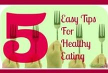 Nutrition Tips / Information on food trends and healthy advice