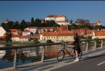 Cycling in Slovenia / MTB and cycling around Julian Alps, Karst region and East of Slovenia
