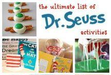 Dr. Seuss Inspiration