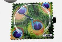 Montres Stamps / Les montres Stamps, c'est l'association d'un cadran de montre avec un bracelet au choix. Vous personnalisez votre montre à vos tenues, la collection Stamps est infinie, colorée  #montres #stamps#montresstamps#bijoux#comptoirdesaccessoires http://www.comptoirdesaccessoires.com/stamps-montres-collection-2014-cadrans-25